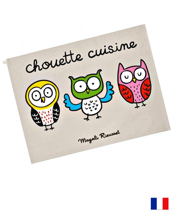 Torchons de cuisine rigolos alma mater cadeau d co original - Torchon cuisine original ...